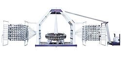 Circular loom > SBY-850X6